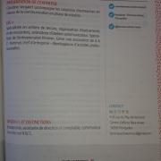 Annuaire des Expertes 2016 - Page Claudine Vergaert