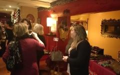 4 décembre - au Resto Le Bazar Soiree Filles - 01
