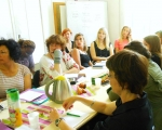27-juin-2013-25-participantes-au-petit-dej