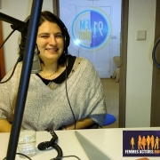 09 janv 2018 - radio FM Plus - Charlotte Montes