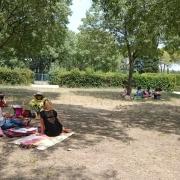 7 juillet 2015 - Jardin des Competences au Domaine O - 01