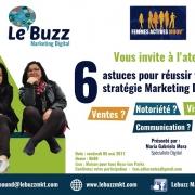 5 mai 2017 - Atelier COM - Le Buzz Marketing Digital
