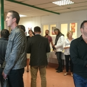 13 octobre 2015 - inauguration locaux FORUM TV LR 03