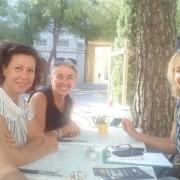 2 sept 2016 - reunion preparation Antigone Assos