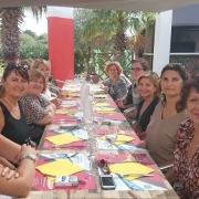 23 sept 2016 - Dejeuner professionel mensuel O Clin d'Oeil