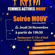 Soirée MOUV'- 26 novembre 2015