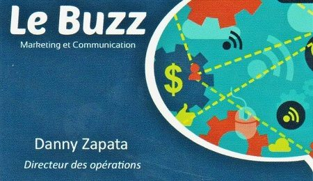 dany-zappata-le-buzz-directrice des opérations