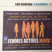 Salon des Metiers et des Femmes 30
