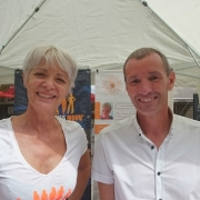 2018-09-09 - Antigone Assos - Maire Juvignac - Stand FAM