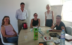 9 sept 2014 - rencontre entreprise AGEFIN