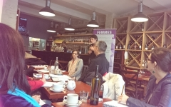 8 decembre 2014 - Café Com - Chez Canaille  - 01