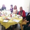 30 avril 2015 - Reunion FAM NIMES chez Les Reflets Verts
