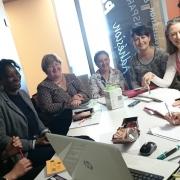 14 avril 2016 -reunion Foire Montpellier 01