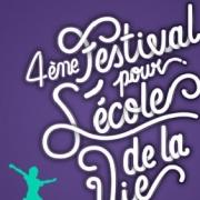 Festival de l'Ecole de la Vie 2018