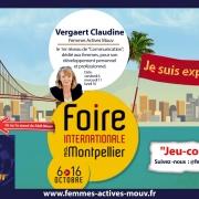 Invitation Claudine VERGAERT - Réseau FAM