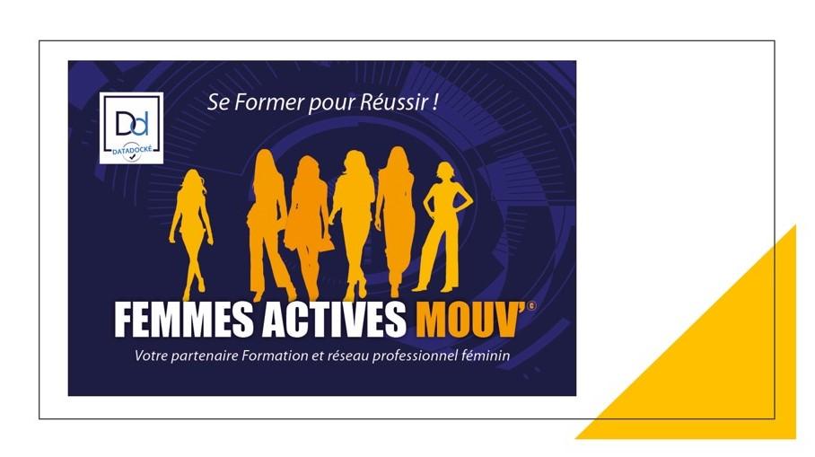 Présentation Femmes Actives Mouv - Se former pour Réussir