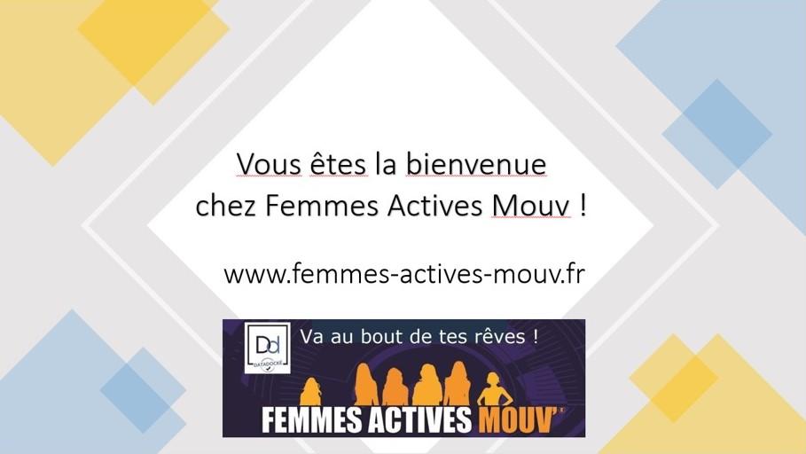 Présentation Femmes Actives Mouv