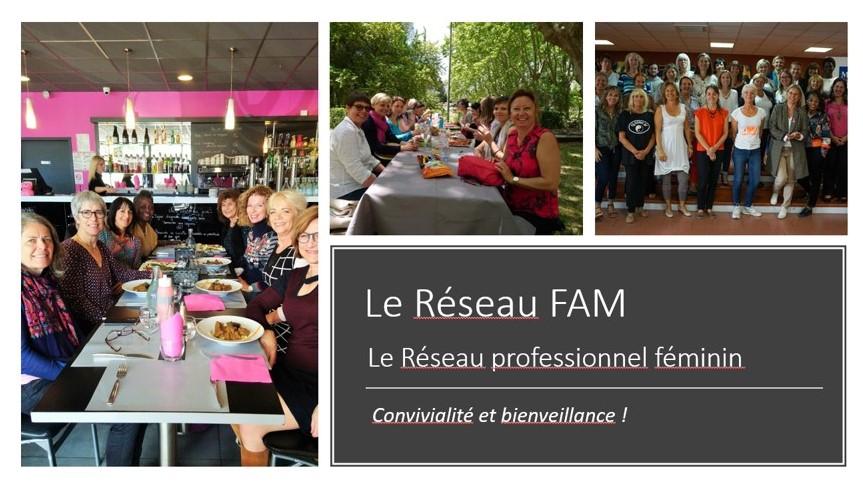 Présentation Femmes Actives Mouv - Le Réseau FAM