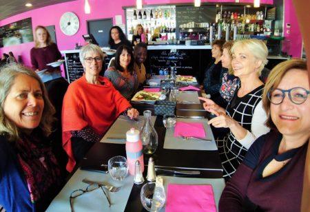 Déjeuner convivial et professionnel de mars 2019