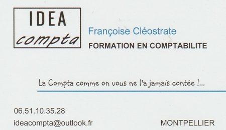 Françoise CLEOSTRATE - IDEA Compta