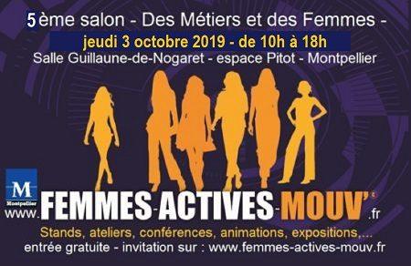 5ème Salon - des Métiers et des Femmes