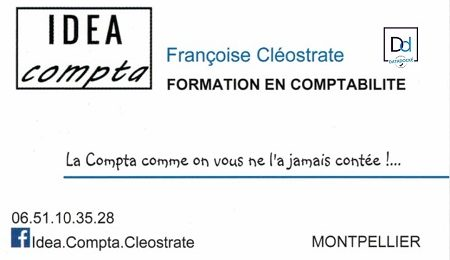 Françoise CLEOSTRATE - IDEACOMPTA