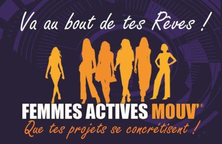 Femmes Actives Mouv - Agenda mars 2019