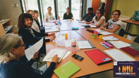 Femmes Actives Mouv - Adhérentes en formation