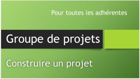 Groupe de projets