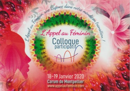 L'Appel au Féminin - Colloque participatif
