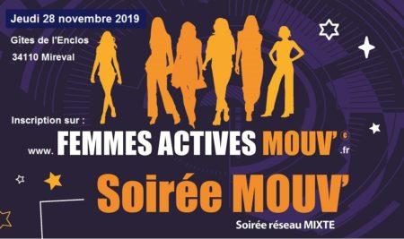 Soirée MOUV du jeudi 28 novembre 2019
