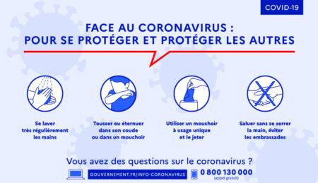 Vigilance Coronavirus