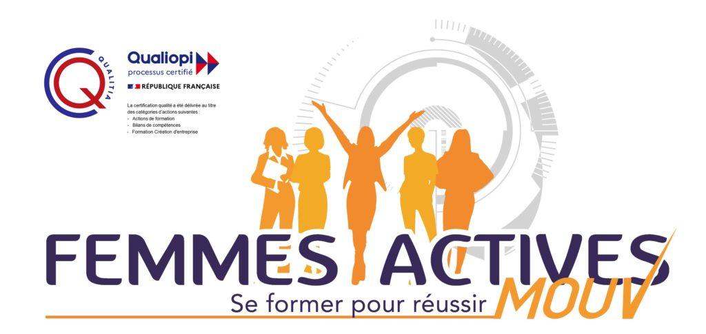FEMMES ACTIVES MOUV - Certifié QUALIOPI